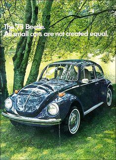 [ Volkswagen Beetle, 1973 ]