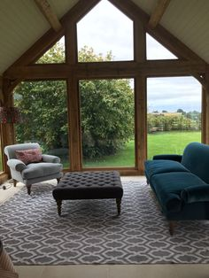 Orangery Extension, Cottage Extension, Barn Windows, Arched Windows, Bungalow Conversion, Gable Window, Modern Conservatory, Oak Framed Buildings, Craftsman Cottage