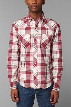 Salt Valley Questo Western Shirt