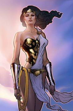 wonder woman armor