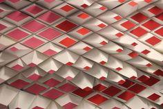 University of Cincinnati. School of Architecture & Interior Design, College of DAAP. School Architecture, Interior Architecture, Interior Design, Building Skin, University Of Cincinnati, Holiday Decor, Home Decor, Architecture Interior Design, Nest Design