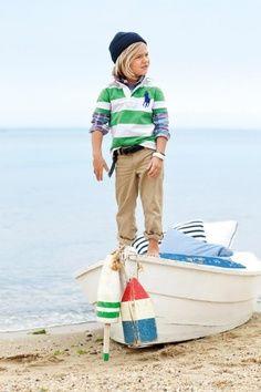 Boys' Nautical Fashion