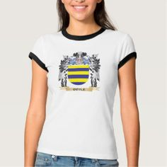 Coyle Coat of Arms - Family Crest Tee Shirt