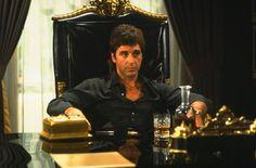 Tony Montana Still of Al Pacino in Scarface