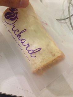 Ice Bread. Ochard.rd