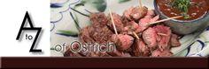 ::A-Z of Ostrich
