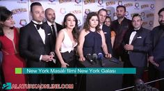 New York Masalı filmi New York Galası