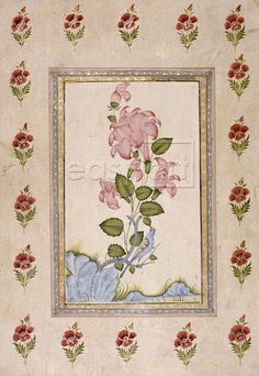 Mughal India Art Print