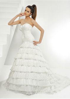 the new style wedding dress,loan it from deardresses.com.my dream wedding dresses