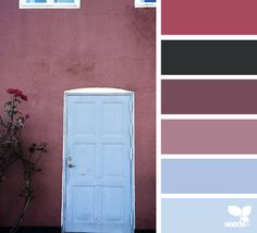 { a door hues } image via: @diana_lovring