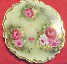Floral Serving Set
