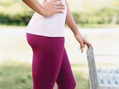 10 Moves That Resize Your Thighs