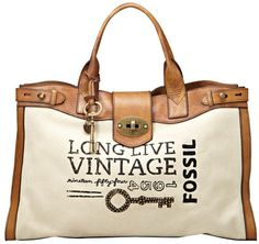Fossil Handbag! I would So Love to have this Bag!!