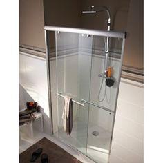 Porte de douche coulissante Loft 160 cm
