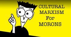 Markus Janssonin Blogi: Kulttuurimarxismi - mikä se on ja miksi sinun on tärkeää tietää siitä?
