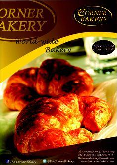 The Corner Bakery's Poster