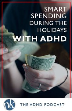 This week on the show, Nikki Kinzer and Pete Wright share tips and strategies for managing finances without hitting the bottom line so hard! Adhd Symptoms, Adult Adhd, Managing Your Money, Coping Skills, Bank Account, Money Matters, Accounting, Anxiety, Celebrations