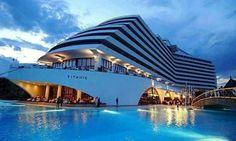 Titanic Beach Resort Turquia