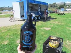 The Jolly Oyster - San Buenaventura State Beach, Ventura, CA    BYOB on the beach with fresh seafood