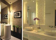 espelho vertical no banheiro
