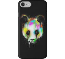 Panda Paint Face iPhone Case/Skin
