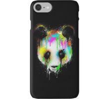 Panda Paint Face iPhone Case/Skin