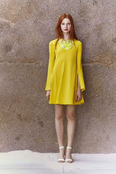 Honor resort-2015 yellow