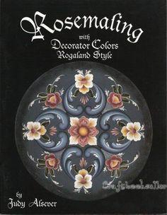 Rogaland Rosemaling | Rosemaling Rogaland Style - Judy Alsever