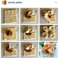 from Each Other of Homemade Pastries - Delicious.- from Each Other of Homemade Pastries – Delicious Food from Each Other of Homemade Pastries – Delicious Food - mountainholidayoutfit mountainholidayquotes mountainh Bread Art, Pastry Design, Bread Shaping, Homemade Pastries, Puff Pastry Recipes, Puffed Pastry Desserts, Savory Pastry, Choux Pastry, Pastry Art