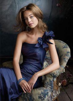 Hello bridesmaid color :)