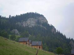 Village of Bogë in Kosovo