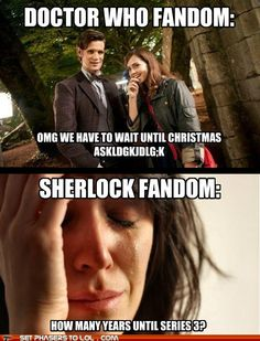If you love both shows: We are the fandoms that waited...