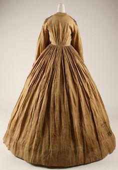 Wrapper Date: ca. 1863 Culture: American or European Medium: linen