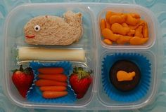 such a happy little whale lunch : ]
