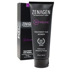Zenagen Revolve Treatment for Women, 6 Fl Oz http://www.hairgrowinggenius.com/