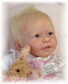 Nathan Lilibies Realistic Baby Dolls *Lifelike Newborn Boy Children/'s Doll 50cm