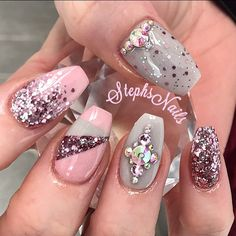 Can we just take a minute to admire yet again another flawless set by @_stephsnails_  my girl is a nail GOD! No exaggeration so in case you haven't heard of her yet go ahead and prepare to spend the rest of the night drooling over all her pictures!! She's the best!  #stephsnails