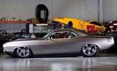 Plymouth HEMI CUDA So what do you guys think? #Rvinyl loves these #Rims but they would look even better with #WheelBands.