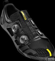 MAVIC présente les chaussures COMETE ULTIMATE – VeloChannel.com