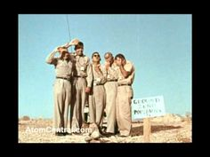 On July 19, 1957, five men stood at Ground Zero of an atomic test that was being conducted at the Nevada Test Site. This was the test of a 2KT (kiloton) MB-1...