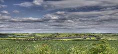 Harringworth Viaduct, Northamptonshire