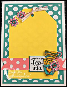 Rose Blossom Legacies: March Stamp of the Month