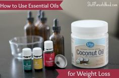 Essential Oils for Weight Loss. I would love to try this as it is a much better alternative to the weight loss supplements found in stores.