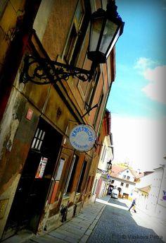 Czech street petra