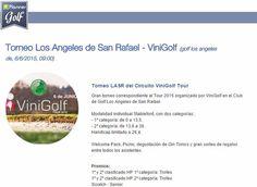 Cuenta atrás! #torneo #golf #sabado #6-junio @vinigolf #los_angeles_de_san_rafael www.eplannergolf.com