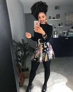 How To Get A New Hairstyle For Women – Wedge Hairstyles How To Get A New Hairstyle For Women women hairstyles KinkyCurlyRelaxed ExtensionsBoard Lila Outfits, Classy Outfits, Stylish Outfits, Stylish Hair, Sexy Outfits, Black Women Fashion, Look Fashion, Fashion Outfits, Womens Fashion