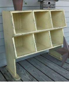 PM139 Primitive Chicken Coup Cupboard Bench Pattern $0.00