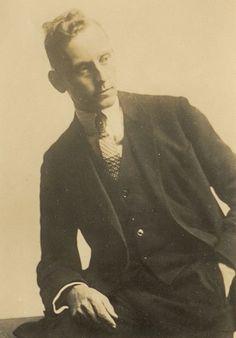 junger Mann 20er Jahre