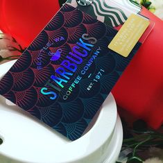 Starbucks Holiday 2018 Collection! See more in our eBay store, link in bio! @kalypseocollection Starbucks Christmas, Starbucks Gift Card, Starbucks Tumbler, More, Link, Holiday, Cards, Gifts, Ebay