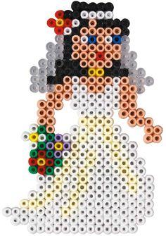 Sposa con hama beads